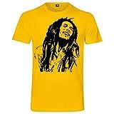 Bob Marley T-Shirt | Reggae | Musik | Music | Jamaika | Star | Dreadlock | Rasta