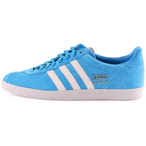 Adidas - Gazelle Og, Sneakers da uomo Blue White