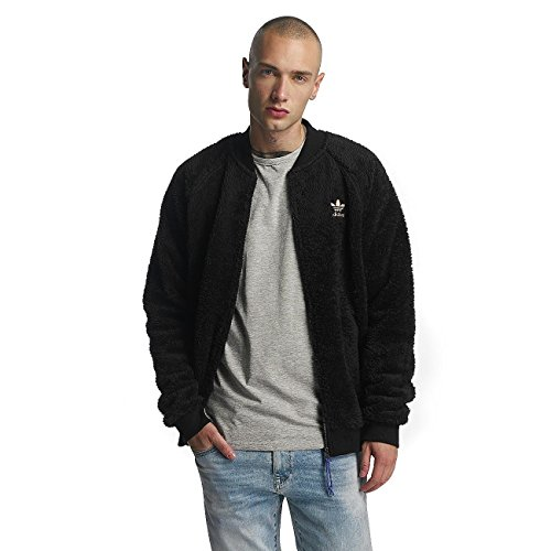 adidas originals Herren Oberteile / Strickjacke PW HU Hiking Polar schwarz 2XL