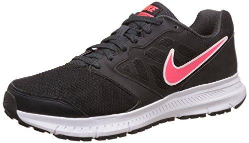 Nike Downshifter 6 Msl - Zapatillas para mujer, color negro/rosa, tall