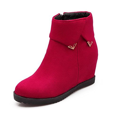 agoolar-womens-round-closed-toe-low-top-high-heels-solid-imitated-suede-boots-red-39