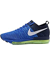Nike Men's Air Zoom All Out Running Shoes/ Blue/Blue