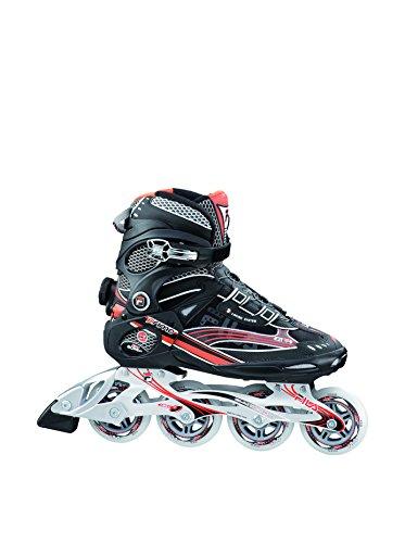 cd4b2da85129 Fila Inline Skates Primo Xta schwarz rot EU 40