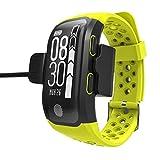Fashion Smartwatch Smartwatch für Kinder, Sport Smartwatch mit ganztägigem EKG-Schlafmonitor IP68 Wasserdicht Activity Tracker Anrufe und Nachrichten Benachrichtigungen Schrittzähleruhr für Android iO