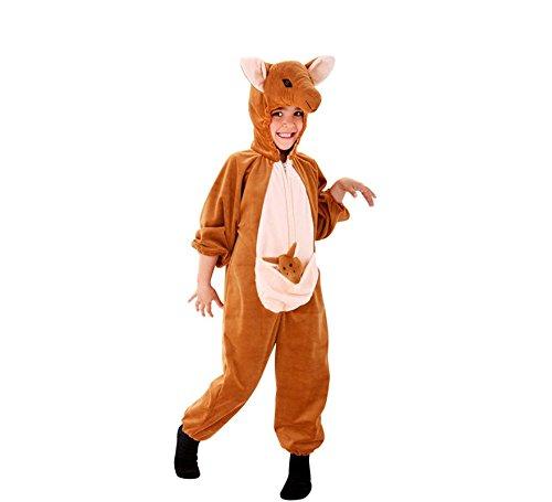(Zzcostumes Kostüm für Känguru Kinder in Verschiedenen Größen)