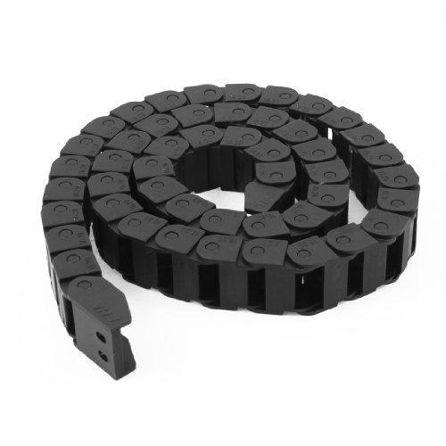 Machine-outil - 3.3 ft Longueur 1 m-Frein de chaîne câble en plastique 15 mm x 20 mm