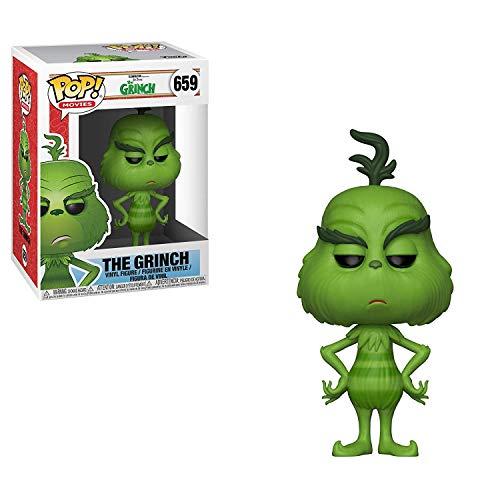 Funko Pop 2018: The Grinch,, 33023