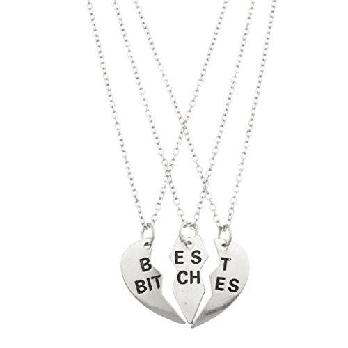 lux-accesorios-best-bitches-bff-amigos-para-siempre-corazon-3-pc-conjunto-de-collar