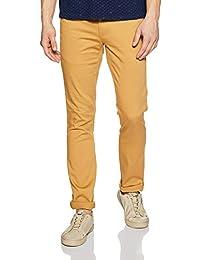 John Players Men's Skinny Casual Trousers