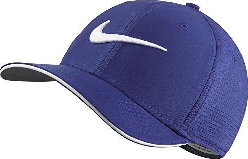Nike classic99Mesh Casquette de golf homme, Homme, Classic99 Mesh, Bleu (512)