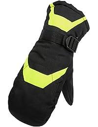 Barrageon Moufle Homme   Femme, Gants de Ski Protègent du Vent, Imperméable  et Thermiques cf768cb6490