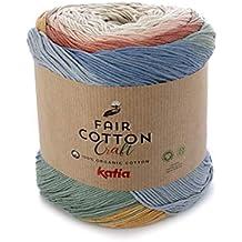 Katia Primavera/Verano 2019!!! 200 g Fair Cotton Craft – Color 500