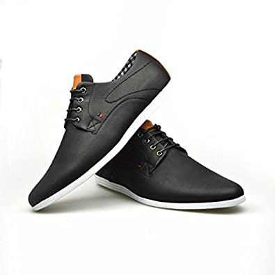 Mens New Black Brown Lace Up Formal Shoes Uk Size 6 7 8 9 10 11 12