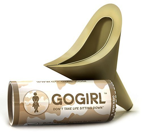 GoGirl 09-001 Female Urination Device, Camo by GoGirl - Go Go Girl