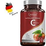Camu Camu Extrakt 600mg natürliches Vitamin C Hochdosiert XXL Dose 250 vegane Kapseln laborgeprüft und hergestellt in Deutschland