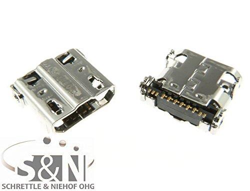NG-Mobile USB Lade Buchse Docking Port Flex Kabel Leitung Board Platine Mikrofon für Samsung Galaxy S4 GT-i9505 (S4 Galaxy Usb Board Samsung)