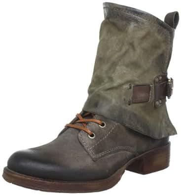 mjus 185239 boots biker femme marron braun asfalto taupe tdm 8333 42 eu. Black Bedroom Furniture Sets. Home Design Ideas
