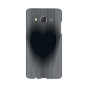 Phone Candy Designer Back Cover with direct 3D sublimation printing for Samsung Galaxy J5