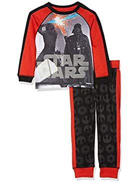 Star Wars - Pijama para Niños - Star Wars - Brillan En La Oscuridad
