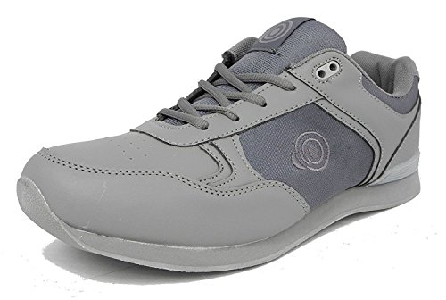 Dek Kitty & Lady Skipper Damen Bowlingschuhe Grey - Lace up