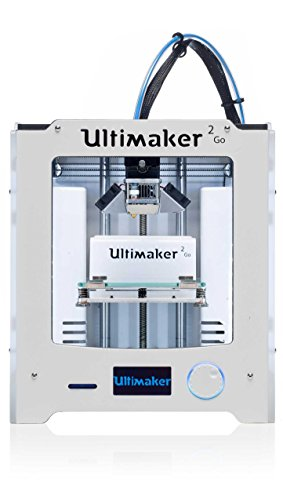 Ultimaker 2 GO - Impresora 3D (FDM, 300 mm/s, 2.85 - 3 mm), color plat