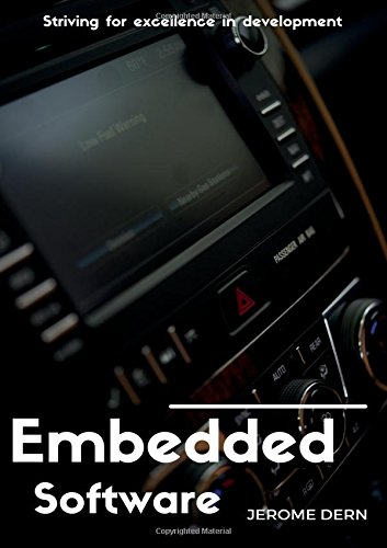 Embedded software : Striving for excellence in development