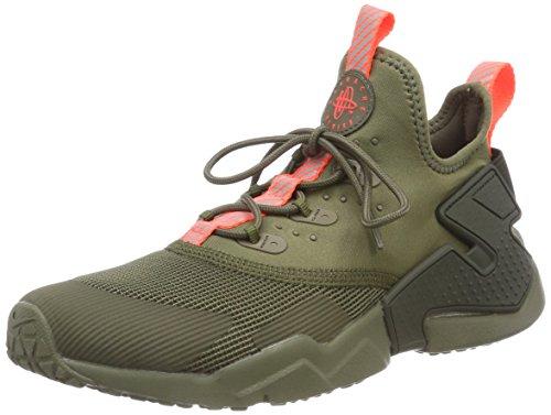 Nike Herren Huarache Drift (GS) Laufschuhe, Mehrfarbig (Medium Olive/Total 200), 40 EU (Huarache, Schuhe Jungs)