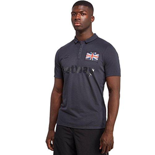 Umbro Herren West Ham 3. Short Sleeve Replica Jersey, mehrfarbig, Medium -