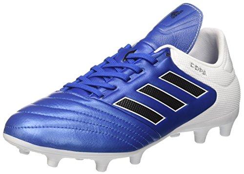 adidas Copa 17.3 Fg, Chaussures de Football Homme Multicolore (Blue/Core Black/Ftwr White)
