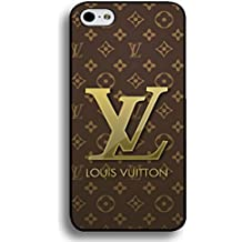 Classic Logo Pattern LV Louis With Vitton Case Personalized Snap On Cover for Iphone 6 Plus 6S Plus ( 5.5 Inch )