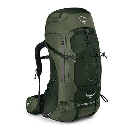 Osprey Aether AG Trekkingrucksack für Männer -  Adirondack Green (MD)