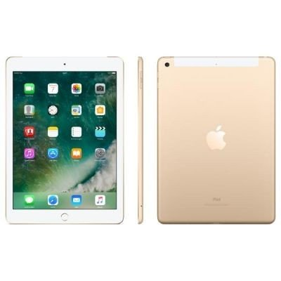 41PbiIbk1LL - APPLE MPGA2FD/A iPad Wi-Fi + Cellular 32 GB LTE 9.7 Zoll Tablet Gold