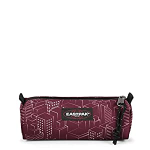 41PbiNKw2CL. SS300  - Eastpak-Benchmark-Single-Merlot-Blocks