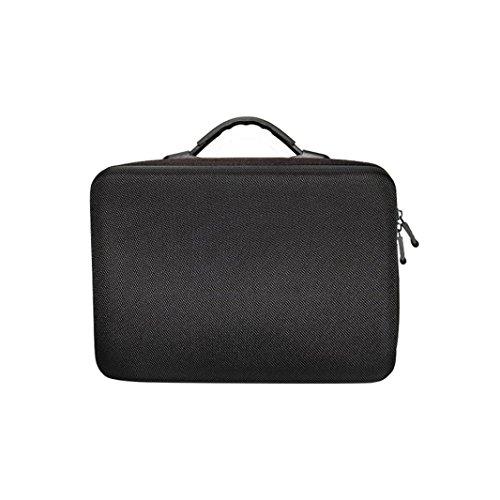 SHOBDW Hardshell Schulter wasserdichte Koffer Koffer Tasche für DJI Mavic Pro RC Quadcopter Schwarz