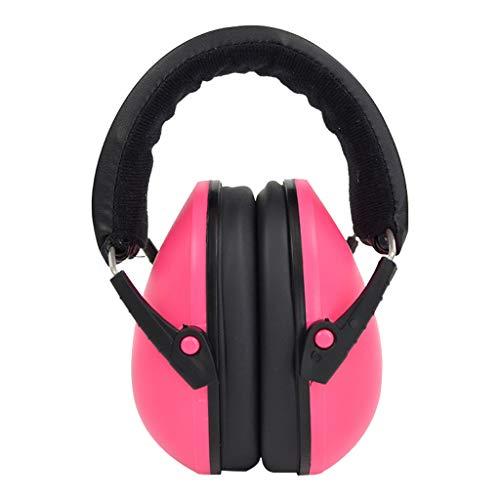 Kopfhörer mit Geräuschunterdrückung, Kinderschallschutz-Ohrhörer, Kopfhörer mit Geräuschschutz.Noise Cancelling für Kinder und Kleinkinder, voll einstellbar für 0-3 Jahre, Geräuschreduzierung 27 dB (Tür Noise Cancelling)