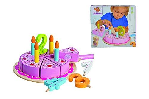 Eichhorn Achtung! Nicht für Kinder unter 36 Monaten geeignet. Erstickungsgefahr aufgrund verschluckbarer Kleinteile