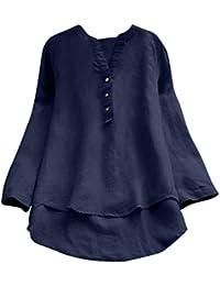 Mujer Blusa Camiseta Vestido Vintage Bohemian Traje de otoño Calle y Playa,Sonnena Vestido Vintage