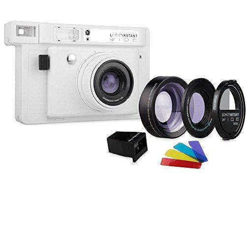Lomography Sofortbildkamera Instant Wide Combo im Test