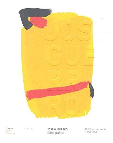 José Guerrero. Obra Gráfica por Aa.Vv.