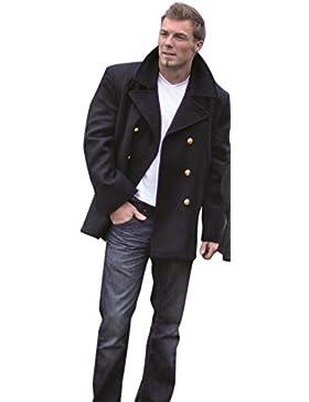 Mil-Tec alemán BW Marine Colani chaquetón Navy