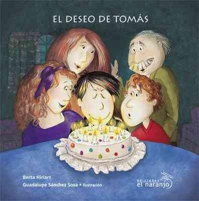 El deseo de Tomas/The Wish of Thomas par Berta Hiriart Urdanivia