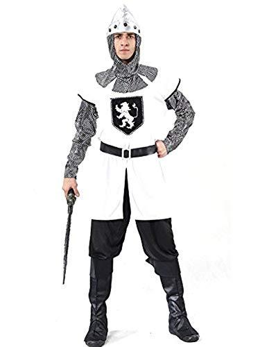 Kostüm Erwachsenen Für Kreuzritter - Prezer Kreuzritter Deluxe Kostüm