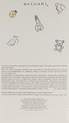 41Pbnql45jL - Bvlgari Petit et Mamans Gentle Body Lotion 200ml