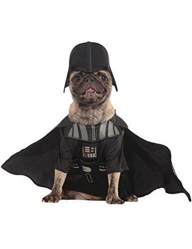 Rubies Costume - Star Wars Officiel pour Chien Dark Vador - Taille