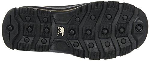 Sorel Buxton Lace, Stivali da Neve Uomo Marrone (Delta/black)