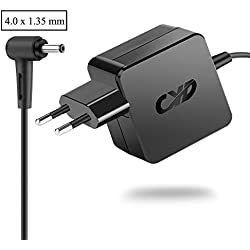 QYD 65W Notebook Alimentation-pour-ordinateur-portable-ASUS ZenBook UX330UA-AH54 Q302UA-BHI5T20 F556UA-AB32 UX360CA K556UA Q524UQ UX303UB X556UQ Q304 UX310UA Laptop-Power-Adaptateur-AC-Chargeur Câble