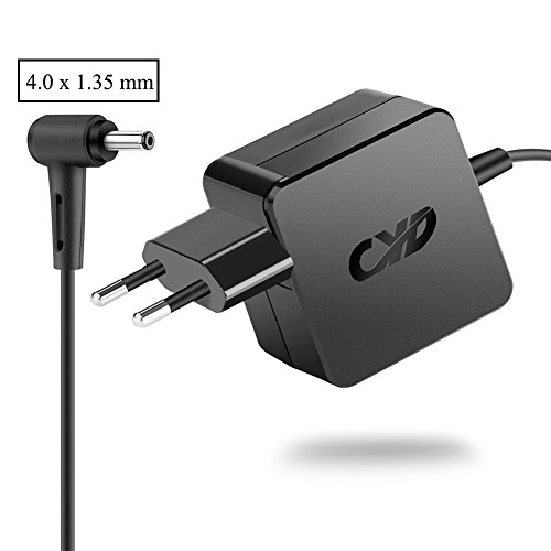 C300 Laptop Ac Adapter (CYD 33W 19V 1.75A PowerFast-Notebook-Adapter-Netzteil für Asus Laptop Asus Zenbook Notebook VivoBook X200CA F200MA F102BA X102BA X200MA X200LA K200MA Asus ZenBook UX21A UX31A UX32A BX21A BX31A BX32A F201E Q200E S200E S220 X200T X201E X202E Asus C200 C200MA C300 C300MA ADP-40TH EXA1206CH AD890326, 8.2 Feet(2.5m) Ladegerät Netzteil Kabel)