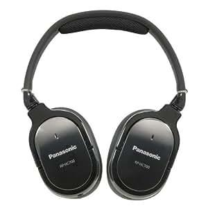 Panasonic RP-HC700E-S Noise Cancellation Kopfhörer silber