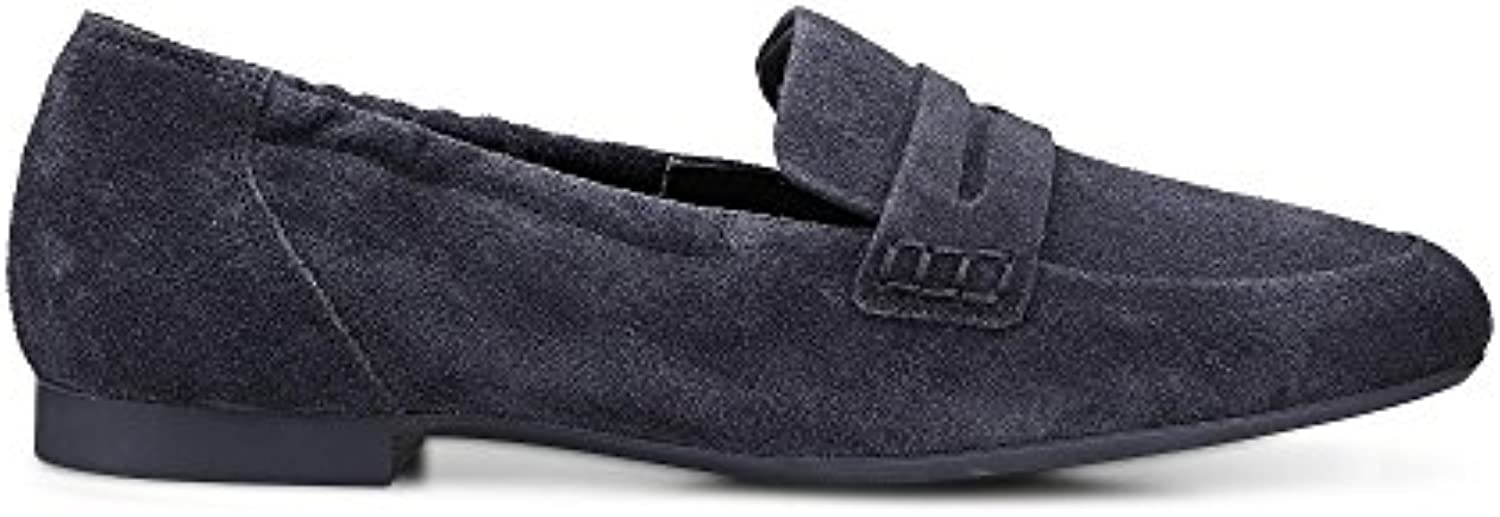 Paul Green Damen Slipper 1070-112 Blau 191125