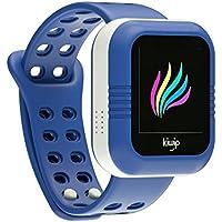 Kiwip Montre connectée pour Enfant Bleu